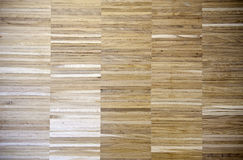 Parede de madeira Foto de Stock Royalty Free