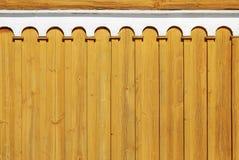 Parede de madeira Foto de Stock