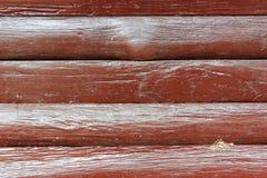 Parede de madeira. Fotografia de Stock