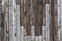 Parede de madeira Fotografia de Stock