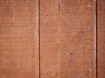 A parede de madeira Imagens de Stock Royalty Free