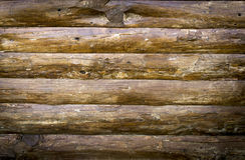 Parede de madeira Imagens de Stock