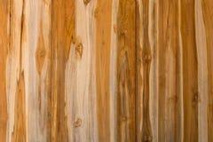 Parede de madeira antiga velha Fotografia de Stock Royalty Free