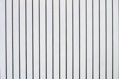 Parede de madeira branca Imagem de Stock Royalty Free