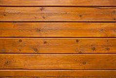 Parede de madeira como o fundo Imagens de Stock