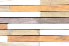 Parede de madeira da prancha velha da casa Fotos de Stock