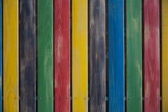 Parede de madeira da textura Fotografia de Stock