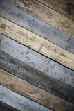 Parede de madeira Decoração para a casa Imagem de Stock