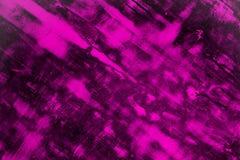 Parede de madeira do grunge do rosa com textura cancelada de muitos pontos - fundo abstrato maravilhoso da foto ilustração stock