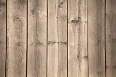 Parede de madeira do grunge velho usada como o fundo Foto de Stock