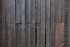 Parede de madeira do vintage Imagens de Stock Royalty Free