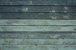 Parede de madeira gasto Imagens de Stock Royalty Free