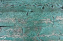 Parede de madeira gasto Fotografia de Stock