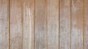 Parede de madeira marrom das pranchas do vintage (1) Imagens de Stock