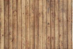 Parede de madeira para o texto e o fundo Foto de Stock