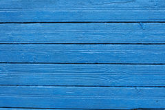 Parede de madeira recentemente pintada fotos de stock