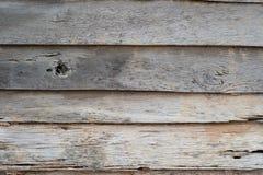 Parede de madeira velha Fotos de Stock Royalty Free