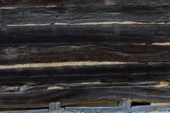 Parede de madeira velha imagens de stock royalty free