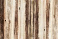 Parede de madeira velha cinzenta Fotos de Stock Royalty Free