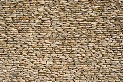 Parede de pedra 1 fotografia de stock