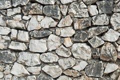 Parede de pedra. Fotografia de Stock Royalty Free
