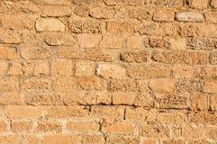 Parede de pedra. Imagens de Stock Royalty Free