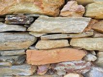 Parede de pedra Fotos de Stock
