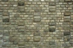 A parede de pedra Imagem de Stock