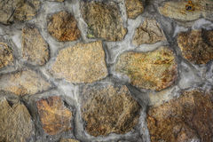 Parede de pedra Imagem de Stock Royalty Free