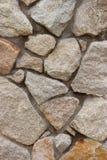 Parede de pedra. Fotos de Stock Royalty Free