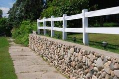 Parede de pedra Foto de Stock
