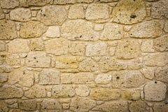 Parede de pedra Fotos de Stock Royalty Free