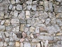 Parede de pedra antiga Imagem de Stock Royalty Free