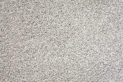Parede de pedra cinzenta minúscula Fotografia de Stock
