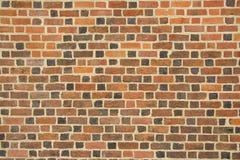Parede de pedra colorida do teste padrão do tijolo Fotos de Stock Royalty Free