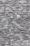 Parede de pedra com blocos cinzentos Fotos de Stock