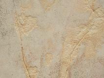 Parede de pedra contínua com quebras fotos de stock