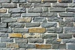 Parede de pedra da cerca Imagem de Stock Royalty Free