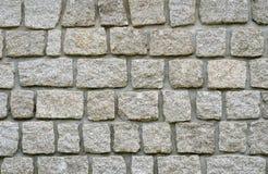 Parede de pedra da textura do granito fotografia de stock