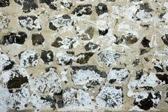 Parede de pedra do Grunge Imagem de Stock Royalty Free