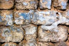Parede de pedra envelhecida Imagens de Stock Royalty Free