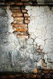 Parede de pedra envelhecida Imagem de Stock Royalty Free