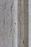 Parede de pedra natural com sombra do quadro de projeto vertical fotos de stock royalty free