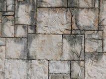 A parede de pedra no quadrado Kowloon Hong Kong de Telford fotografia de stock royalty free