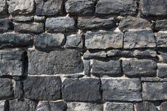 Parede de pedra velha imagens de stock