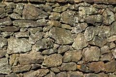 Parede de pedra velha Imagem de Stock