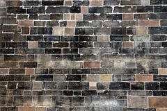 Parede de pedra velha foto de stock royalty free
