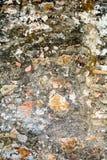 Parede de pedra velha Fotografia de Stock