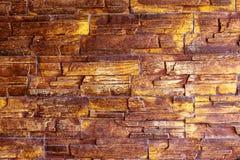 A parede de pedra velha, aperfeiçoa para a textura ou o fundo Imagens de Stock