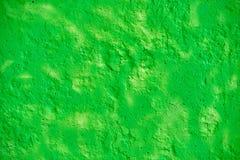 Parede de pedra verde-clara Fotos de Stock Royalty Free